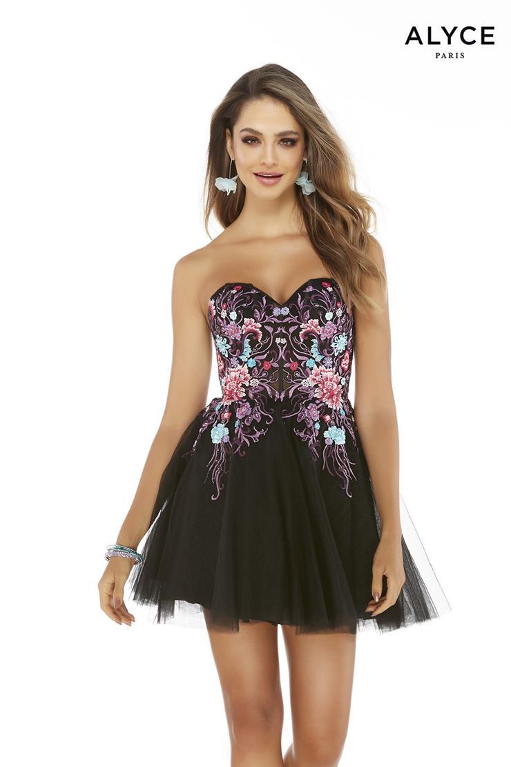 Alyce Paris Prom Dresses Style #3065
