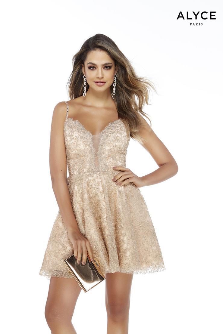 Alyce Paris Prom Dresses Style #3068