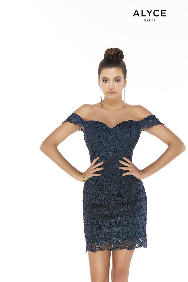 Alyce Paris Prom Dresses Style #4255