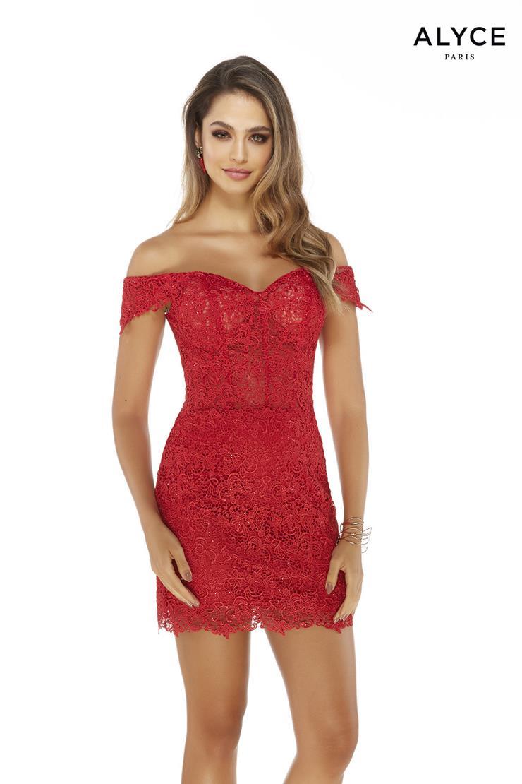 Alyce Paris Prom Dresses Style #4256