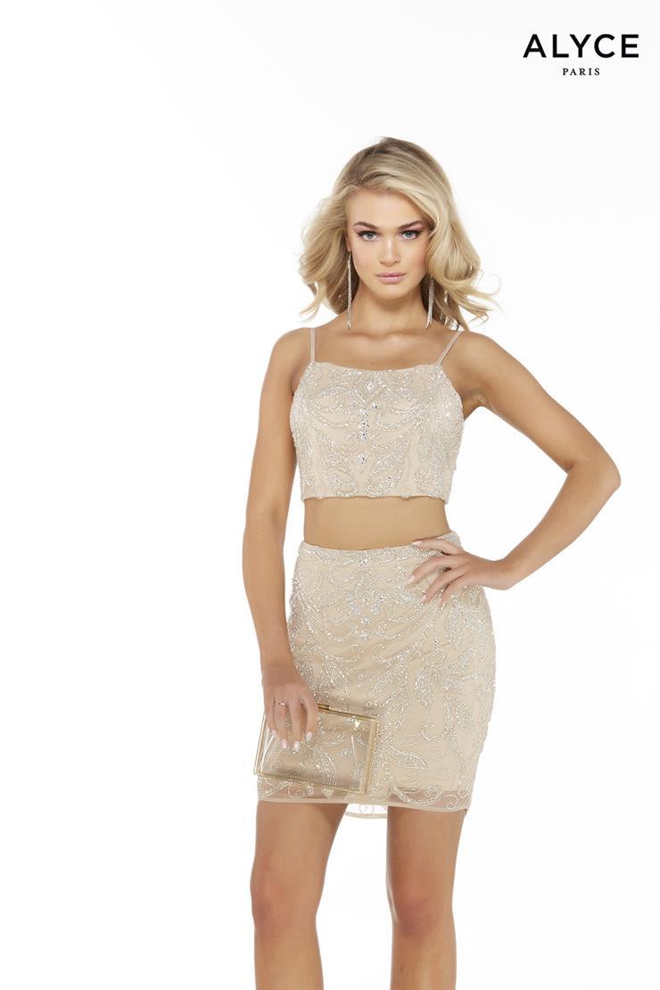 Alyce Paris Prom Dresses Style #4314