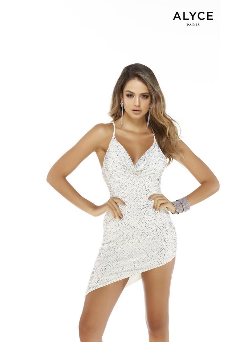 Alyce Paris Prom Dresses Style #4342