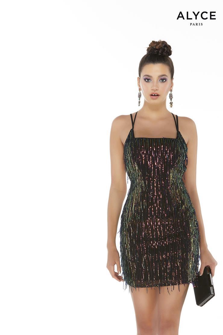 Alyce Paris Prom Dresses Style #4361