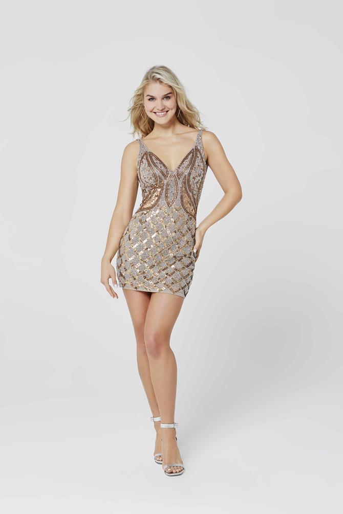 Primavera Couture Style 3543