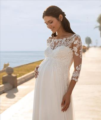 Pronovias #Lucky Star Long Sleeves