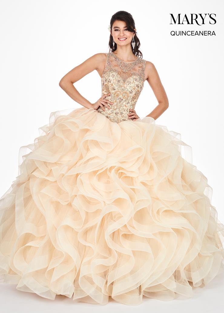 Mary's Bridal MQ2054
