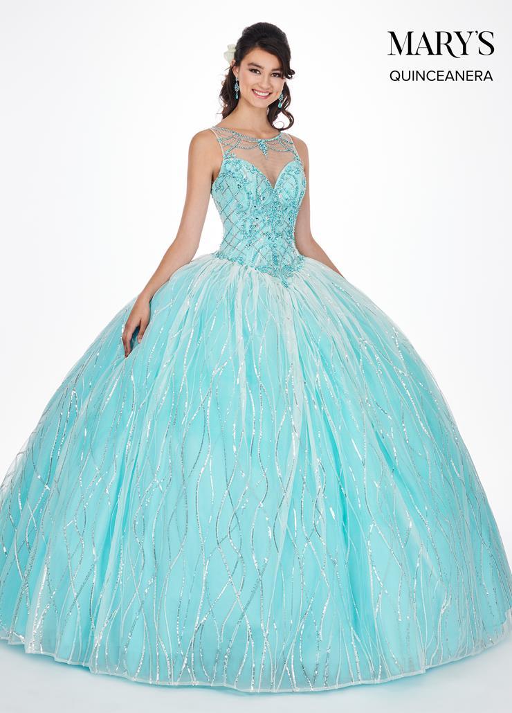 Mary's Bridal MQ2057