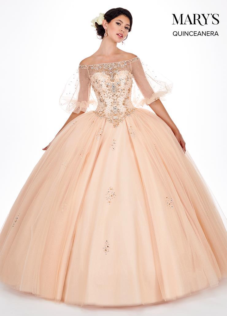Mary's Bridal MQ2058