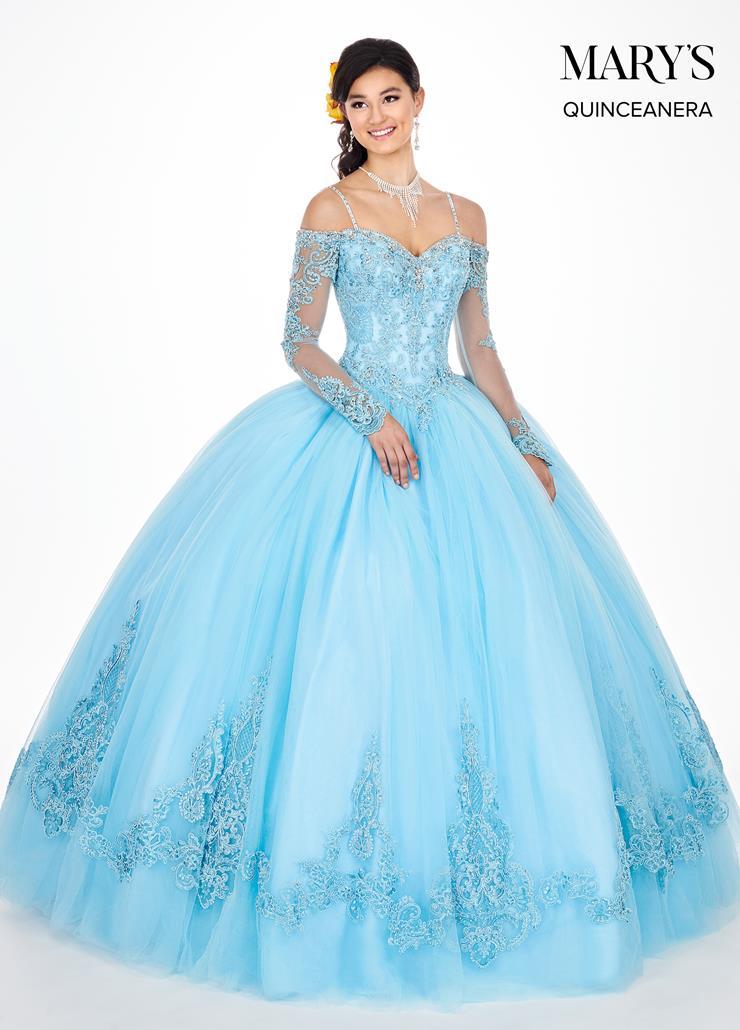 Mary's Bridal MQ2060