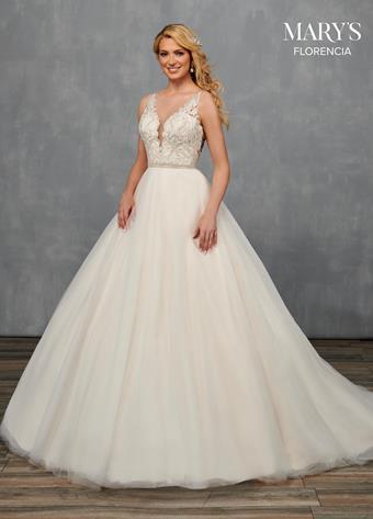 Mary's Bridal Style #MB3118