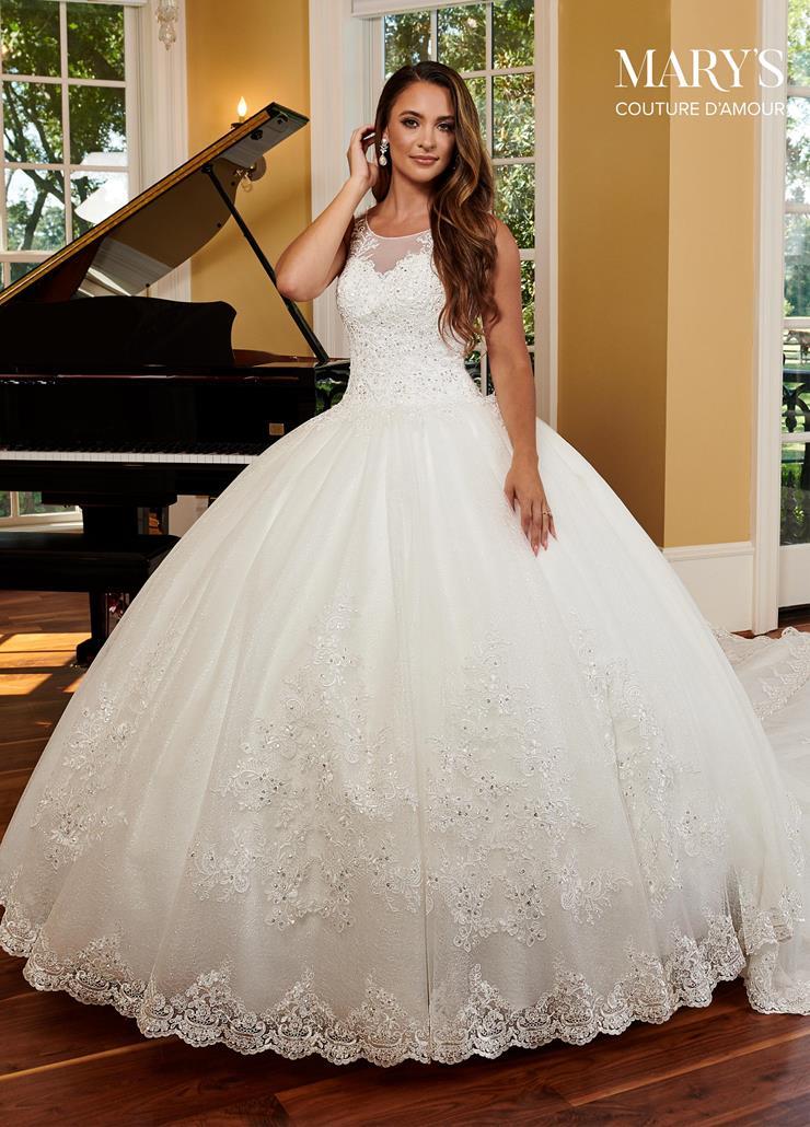 Mary's Bridal Style #6364