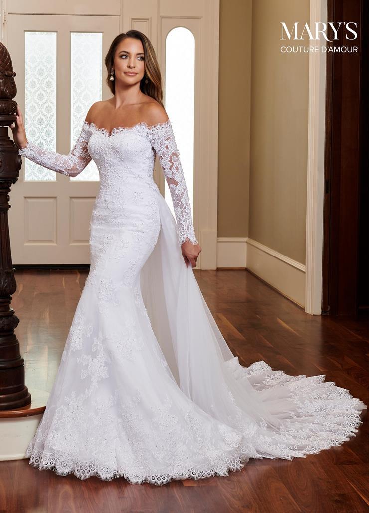 Mary's Bridal Style #MB4009