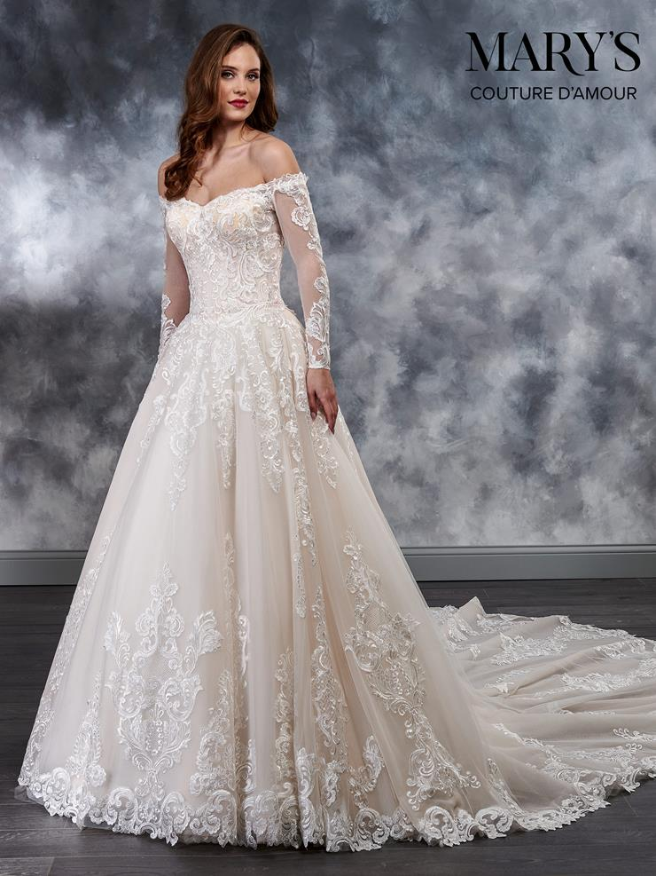 Mary's Bridal Style #MB4022