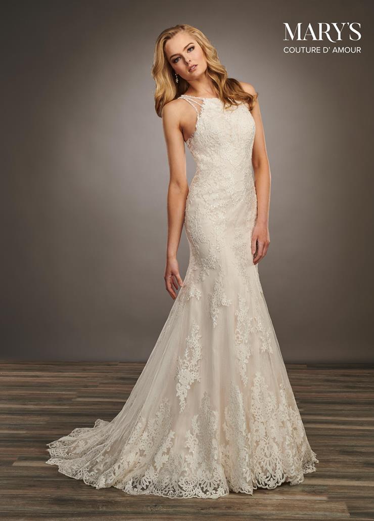 Mary's Bridal Style #MB4063