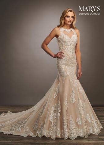 Mary's Bridal Style #MB4069