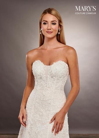 Mary's Bridal Style #MB4085