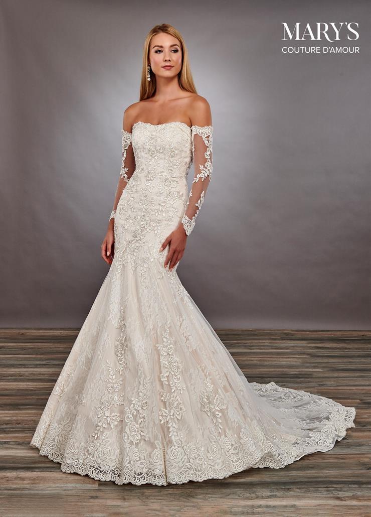 Mary's Bridal Style #MB4091