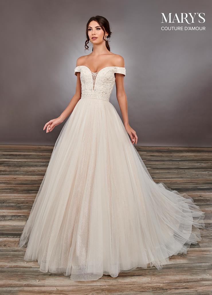 Mary's Bridal Style #MB4092