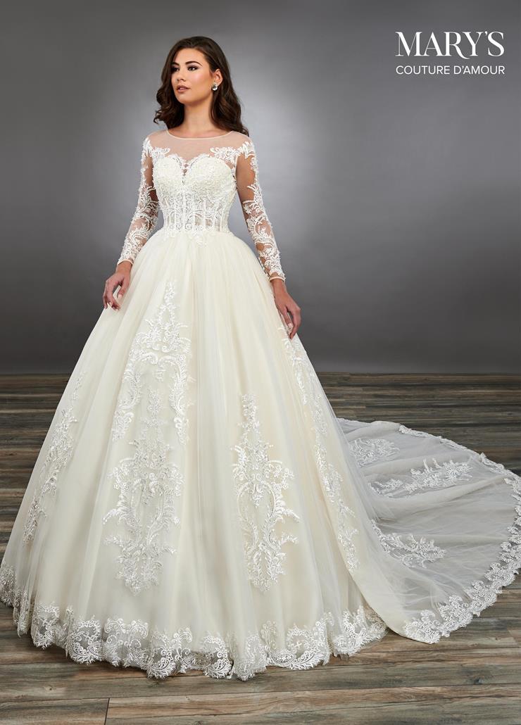 Mary's Bridal Style #MB4096