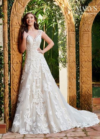 Mary's Bridal Style #MB4100