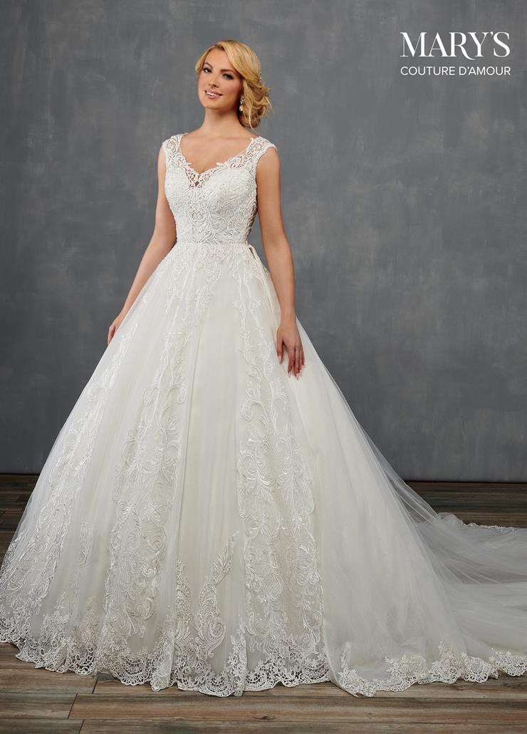 Mary's Bridal Style #MB4101