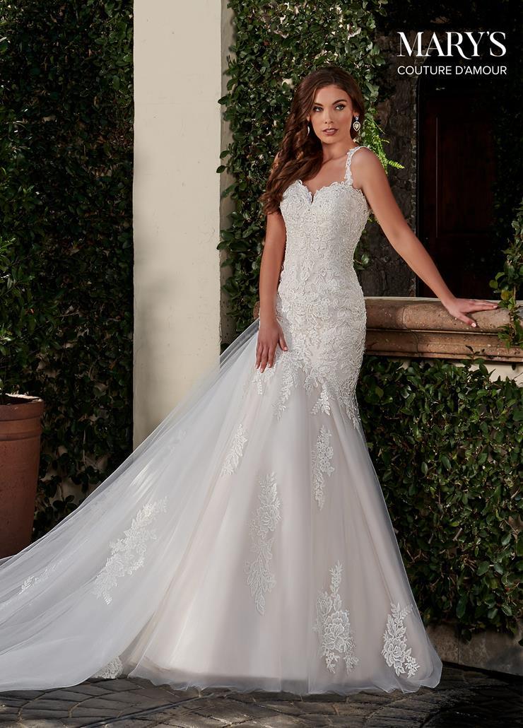 Mary's Bridal Style #MB4104