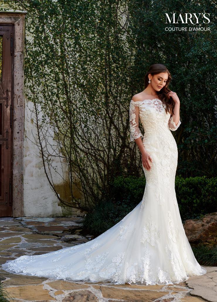 Mary's Bridal Style #MB4106