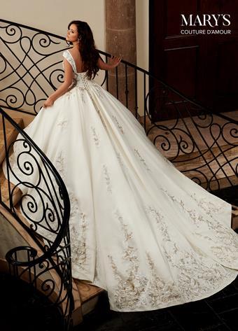 Mary's Bridal Style #MB4107
