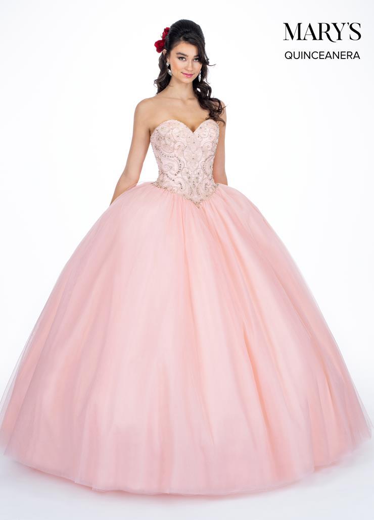 Mary's Bridal Style #MQ1033