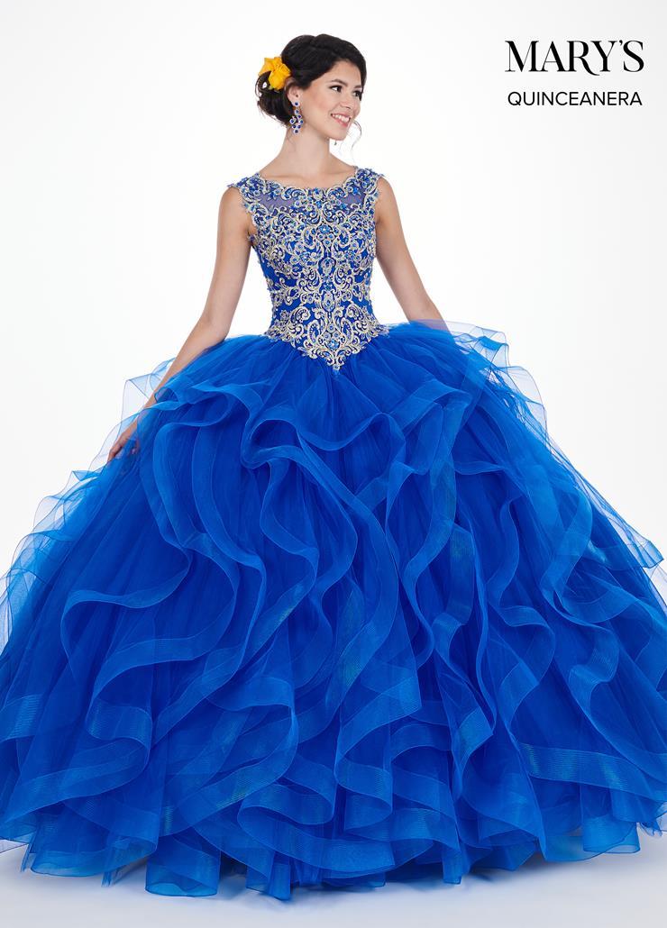 Mary's Bridal Style #MQ1034