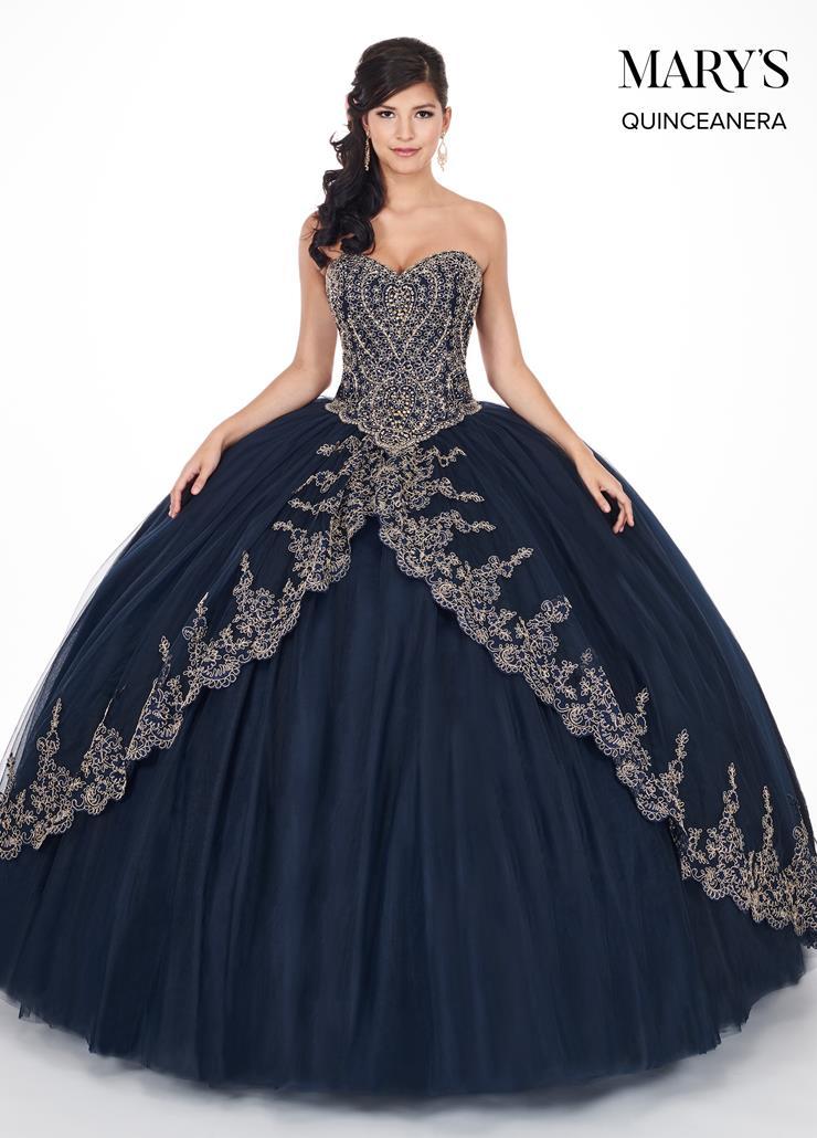 Mary's Bridal Style #MQ1035