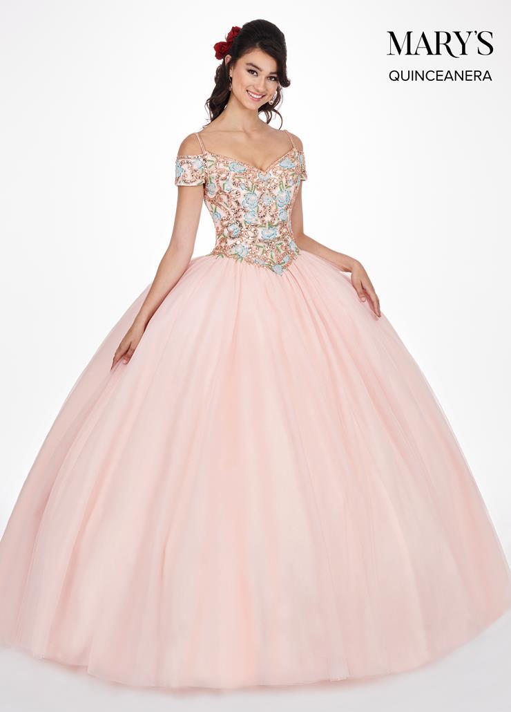 Mary's Bridal Style #MQ1036