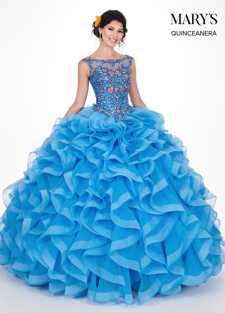 Mary's Bridal Style #MQ1037