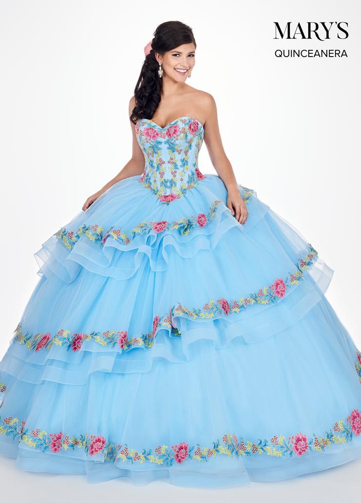 Mary's Bridal Style #MQ1038