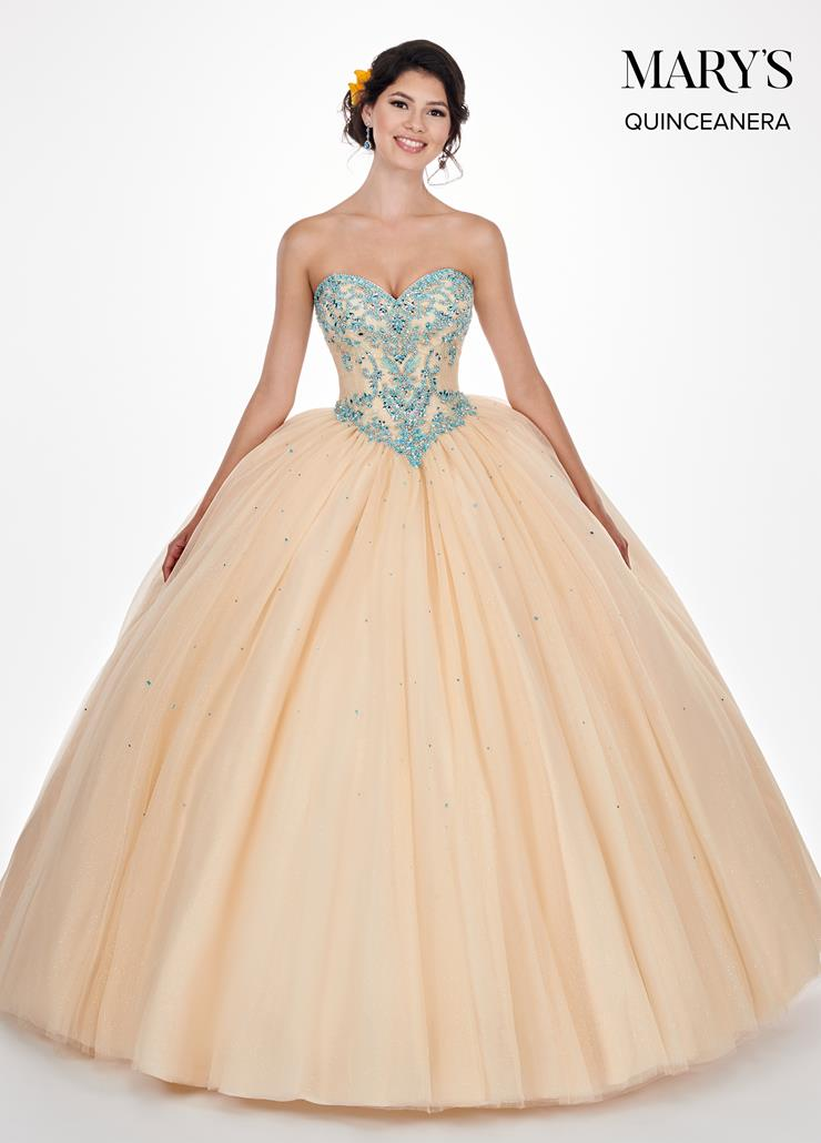 Mary's Bridal MQ1040