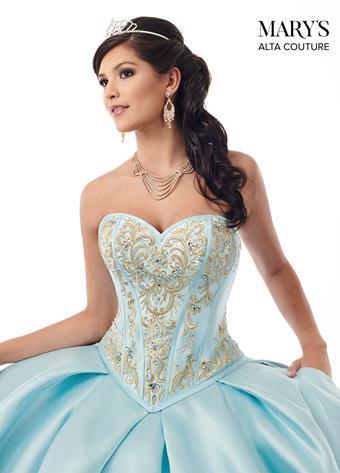 Mary's Bridal Style #MQ3020