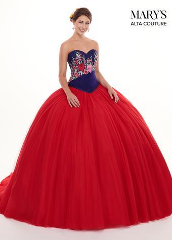 Mary's Bridal Style #MQ3023