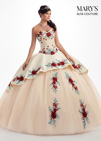 Mary's Bridal Style #MQ3024