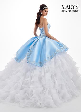 Mary's Bridal Style #MQ3026