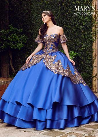 Mary's Bridal Style #MQ3030