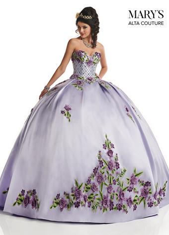 Mary's Bridal Style #MQ3033
