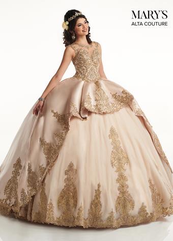 Mary's Bridal Style #MQ3034