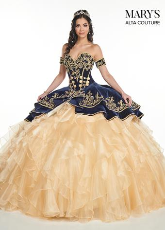 Mary's Bridal Style #MQ3037