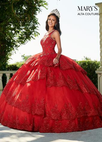 Mary's Bridal Style #MQ3039