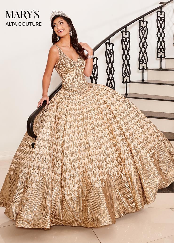 Mary's Bridal Style #MQ3040 Image