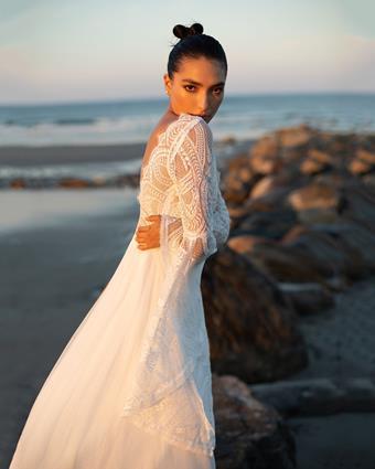 Ultimate Bride Style #Demetrios ME147