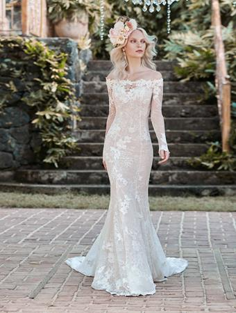 Maggie Sottero Emiliano Ivory/Soft Nude