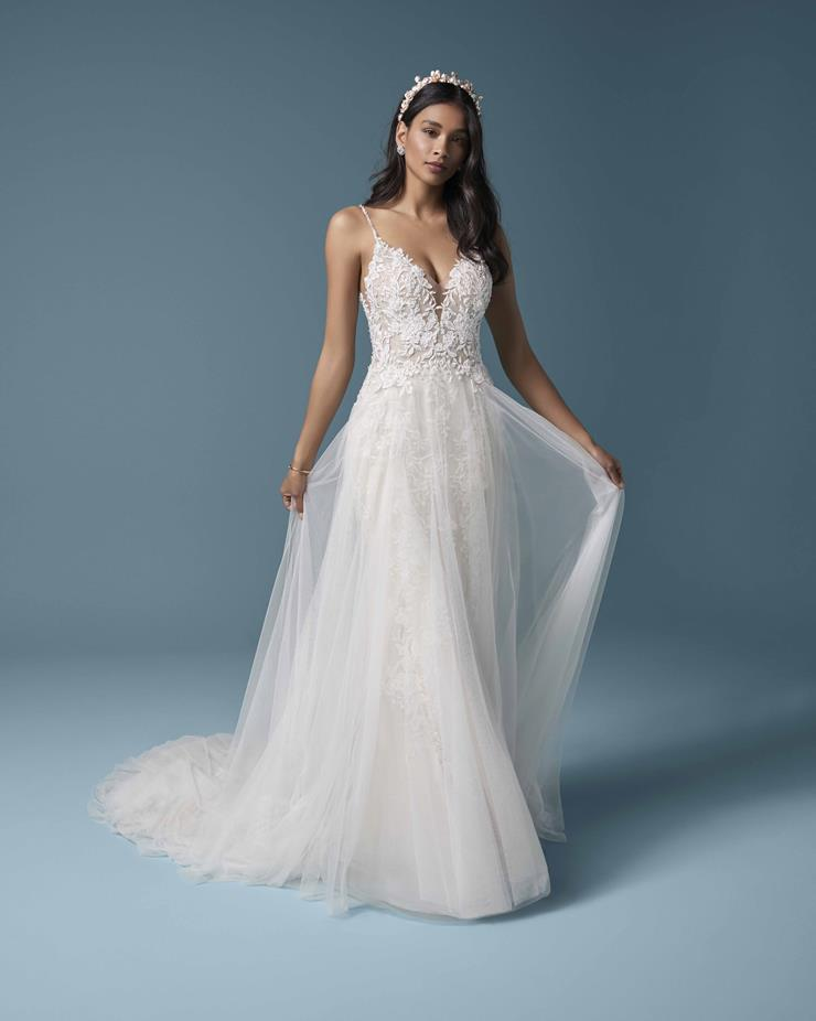 Maggie Sottero #Roanne Rose  Image