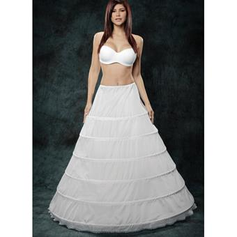 The Bridal Outlet Style #6 Bone
