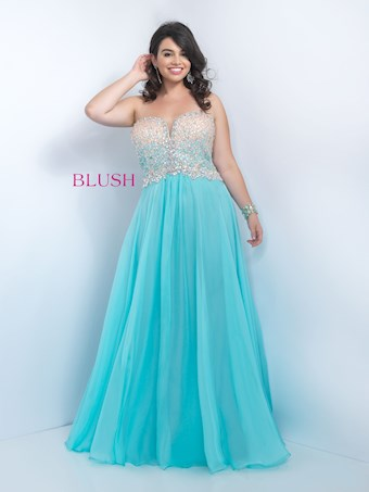 Blush Style #11097W